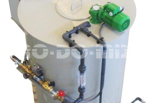 Polyelectrolyte preparation: PRO-DO-MIX® stations