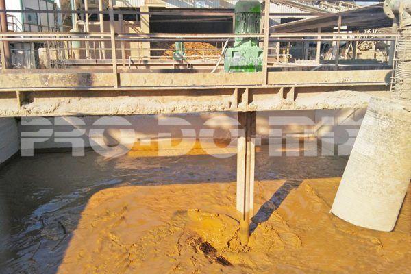Mining slurry