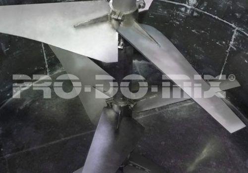 zirconium-slurry-preparation-agitator