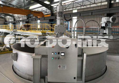 Preparation of zirconium-based ceramic