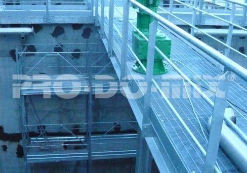 nitrification denitrification plant