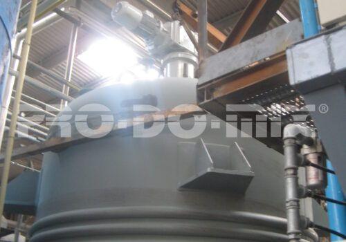 Reactor in Italy